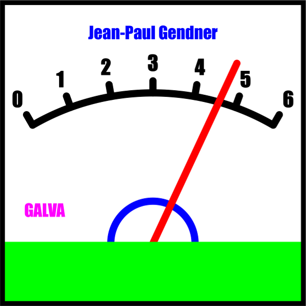 Galva - Jean-Paul Gendner